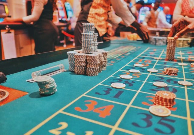 Top 4 casino games that you should try! Here are the details to know!